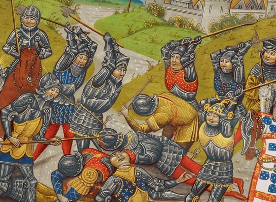 Historical Fiction — Five Things 'Game of Thrones' Teaches Us About Medieval Warfare