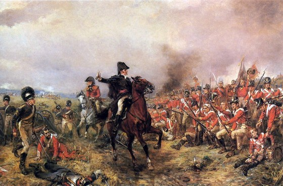 Waterloo as a footnote to history? – While Britain lionized the landmark battle, to the rest of Europe it was just another Napoleonic bloodletting.