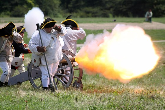 Got a picture of a battle reenactment, airshow or historical event? Tweet it to #MHNLivingHistory.