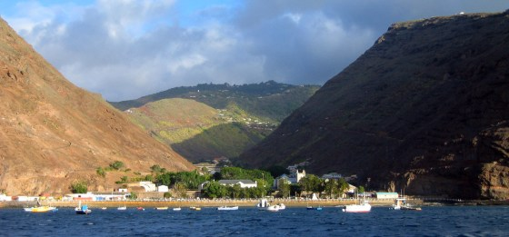 St. Helena today. (Image source: WikiCommons)
