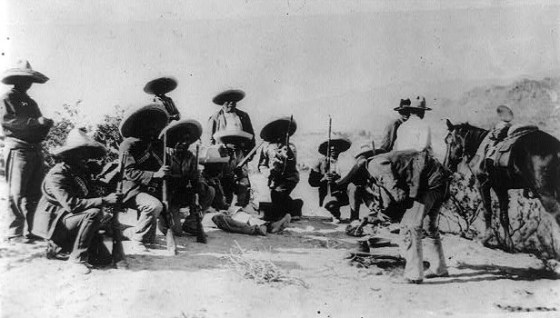 By 1913, Thord-Grey was in Mexico fighting on the side of the Revolutionaries with the great Pancho Villa. (Image source: WikiCommons)