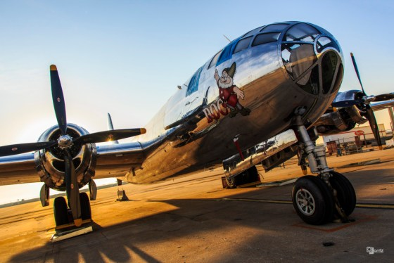 Can a Kickstarter campaign get this World War Two-era B-29 off the ground? (All images courtesy of Doc's Friends)