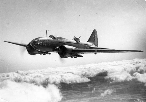 The Il-4 medium bomber. (image source: WikiCommons)