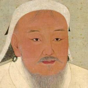 Genghis Khan. (Image source: WikiCommons)