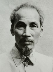 Ho Chi Minh. (Image source: WikiCommons)
