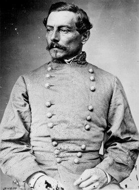 The always dashing P.G.T. Beauregard of the Confederate States Army. (Image source: WikiCommons)
