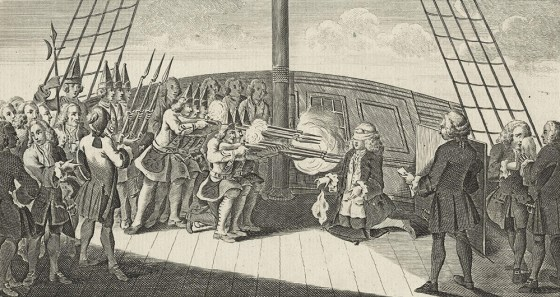 'To Encourage the Others' – Admiral Byng's Execution Was a Grim Warning to Royal Navy Officers: 'Do Your Utmost!'