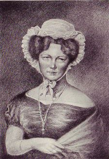 "Marie von Brühl married von Clausewitz in 1810. Without her tireless efforts, the book ""On War"" might have been lost to history. (Image source: WikiCommons)"