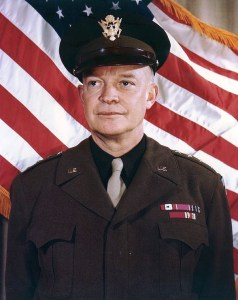 General Dwight D. Eisenhower. (Image source: WikiCommons)