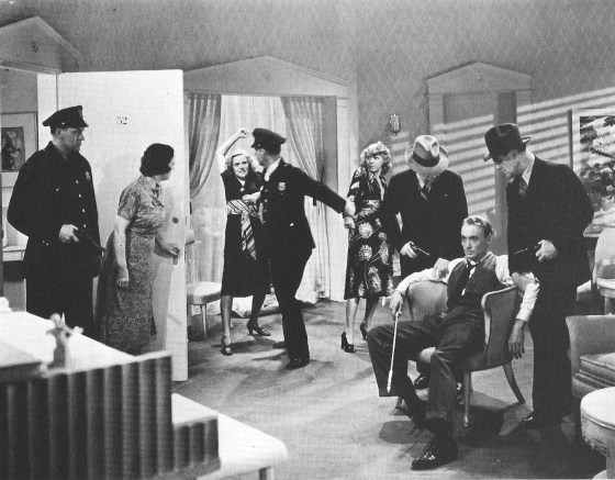 Smoke Screen -- Prior to 'Hemp for Victory', the only Cannabis related propaganda the American public saw were films like Reefer Madness, pictured here. (Image source: WikiCommons)