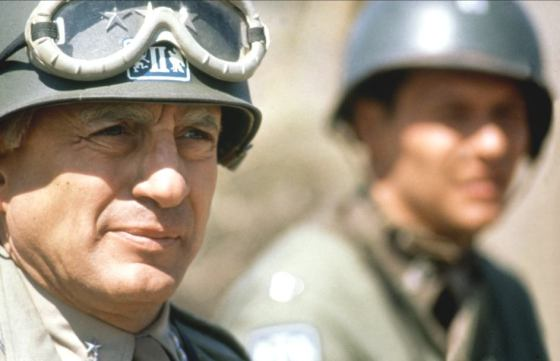 George C. Scott as Patton in the 1970 Oscar-winning epic. What were the other war films that won the coveted Best Picture Academy Award?
