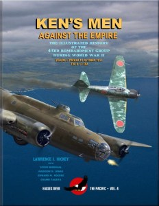 Ken's Men Against the Empire explores the forgotten role B-17s played in the Pacific War.