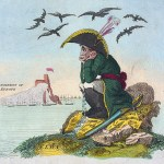 Insult to Injury – How Cartoonists Mocked the Exiled Napoleon Bonaparte