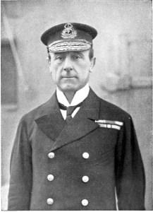 Admiral Sir John Jellicoe. (Image source: WikiCommons)