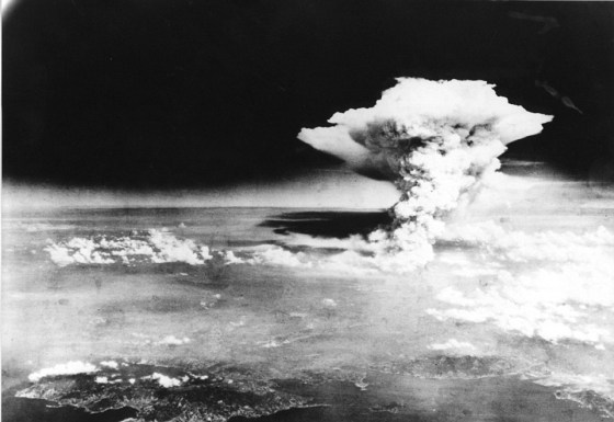 As Washington raced to build history's first atomic bomb, the Allies desperately fought to derail the Nazi nuclear program. (Image source: WikiCommons)