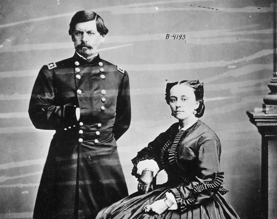 Behind Every Great Man – Four Military Wives Who Influenced the Civil War (For Better or For Worse)