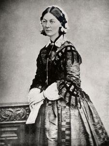 Florence Nightingale. (Image source: WikiCommons)
