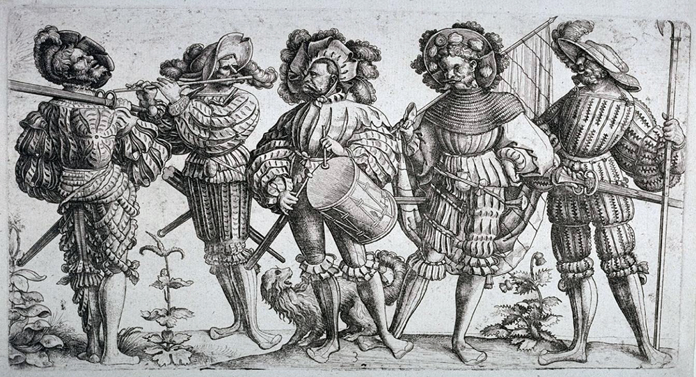 Meet the Landsknechts – 10 Wild Facts About the Most Murderous Mercenaries of the Renaissance