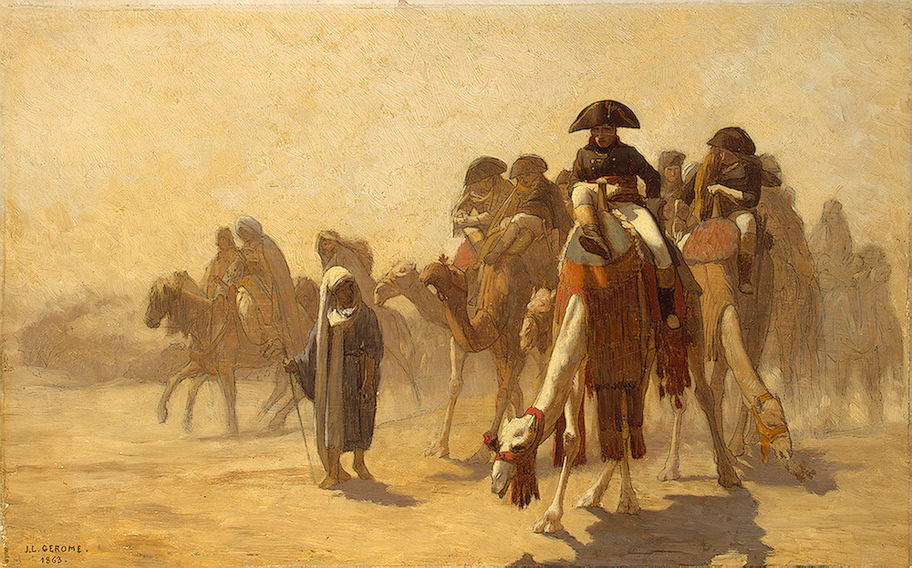Image result for napoleon egypt