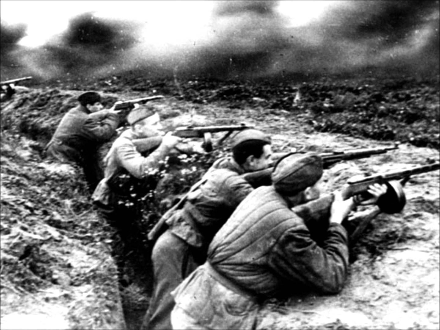 Combat High – A Brief But Sobering History of Drug Use in Wartime