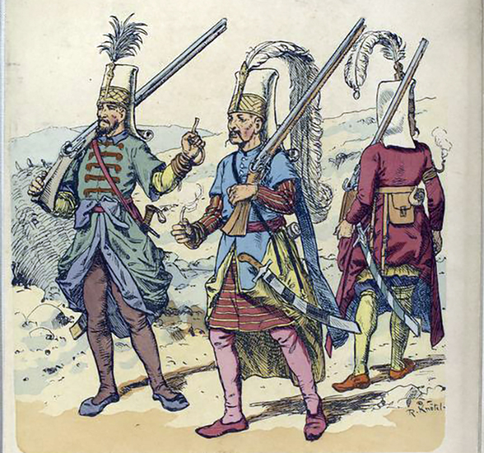Image result for janissaries