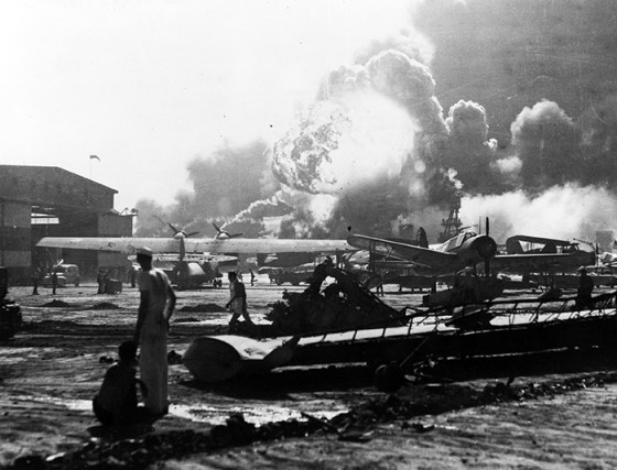 Day of Infamy — The Lessons and Legacy of Pearl Harbor