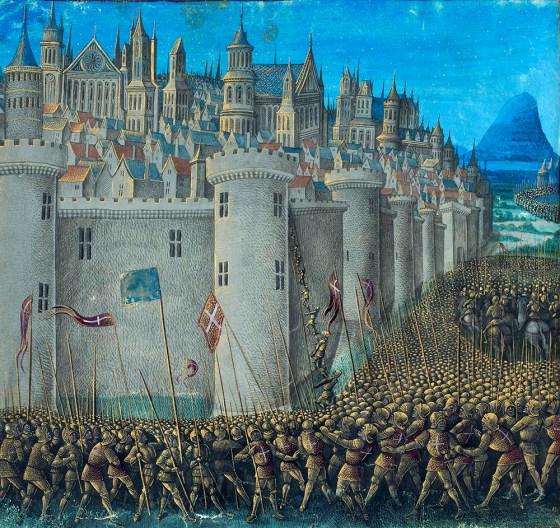 Impregnable – 14 Brilliant Defensive Features of Medieval Castles