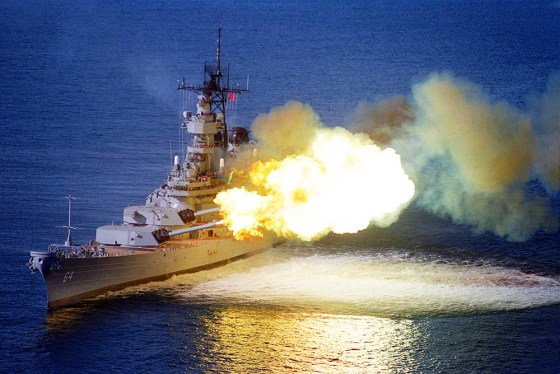 """""""Big Wisky"""" – 12 Amazing Facts About the Battleship USS Wisconsin"""