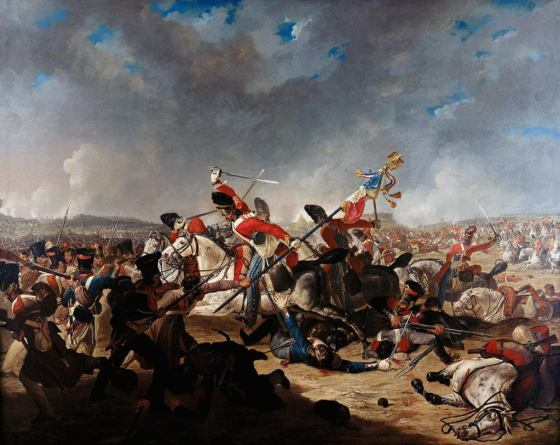 Cavalry at Waterloo – How Mounted Troops Made History in the Napoleonic Wars' Final Battle