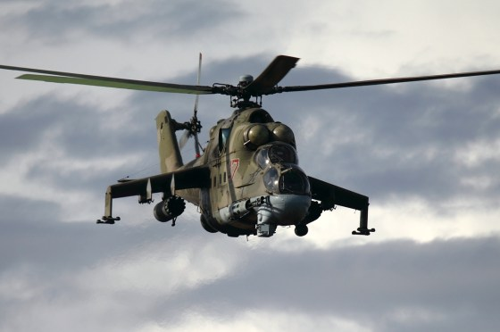 The Mi-24 'Hind' – 10 Amazing Facts About the Cold War's Deadliest Helicopter