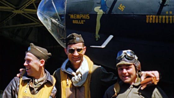 'The Cold Blue' – New Documentary Dazzles with Digitally Restored Wartime Bomber Footage