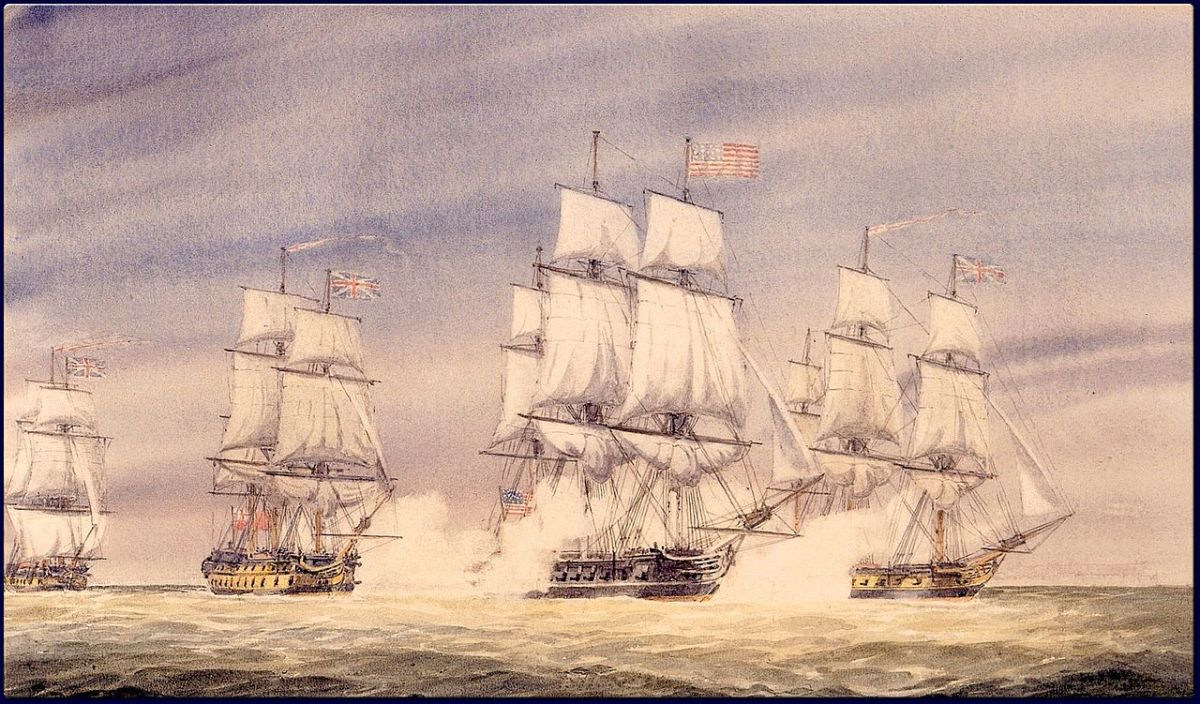 The Continental Navy – 10 Fascinating Facts About America's First Fleet
