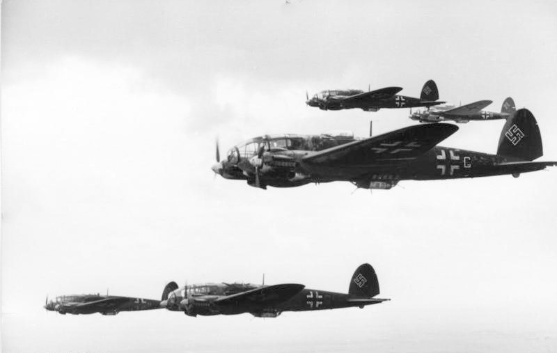 The Belfast Blitz – Inside the Deadly 1941 Luftwaffe Raids on Northern Ireland - MilitaryHistoryNow.com