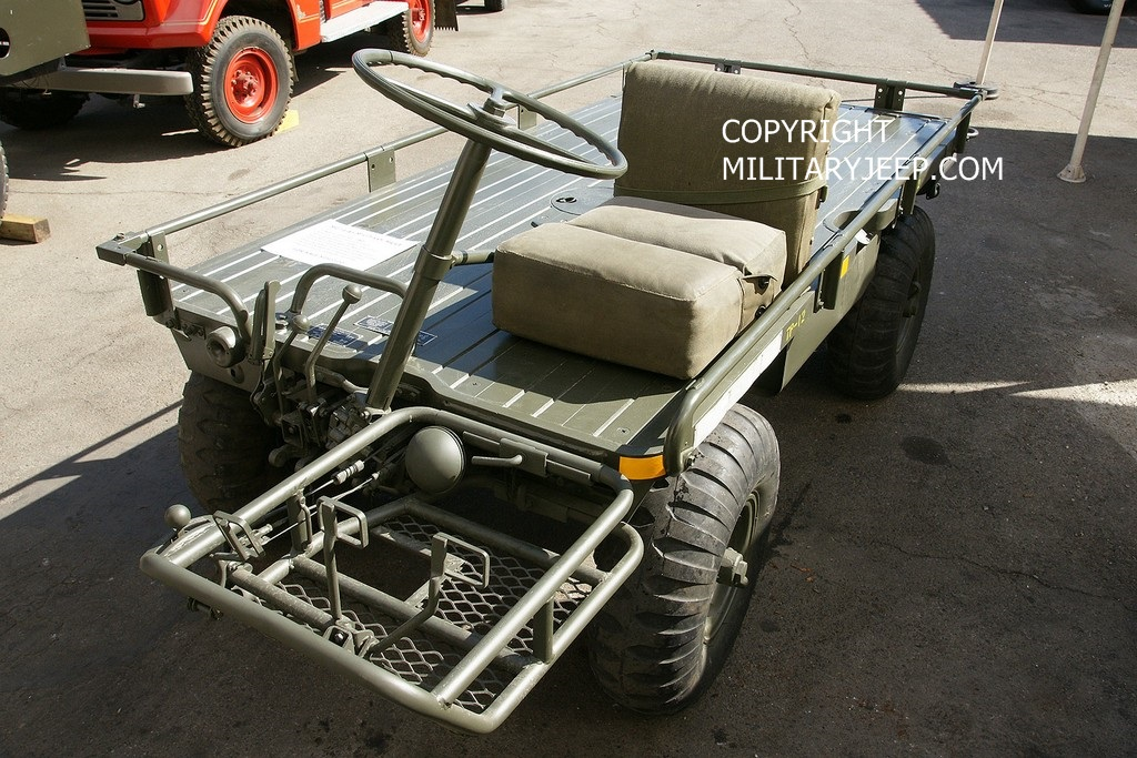 M274A5 Military Mule For Sale