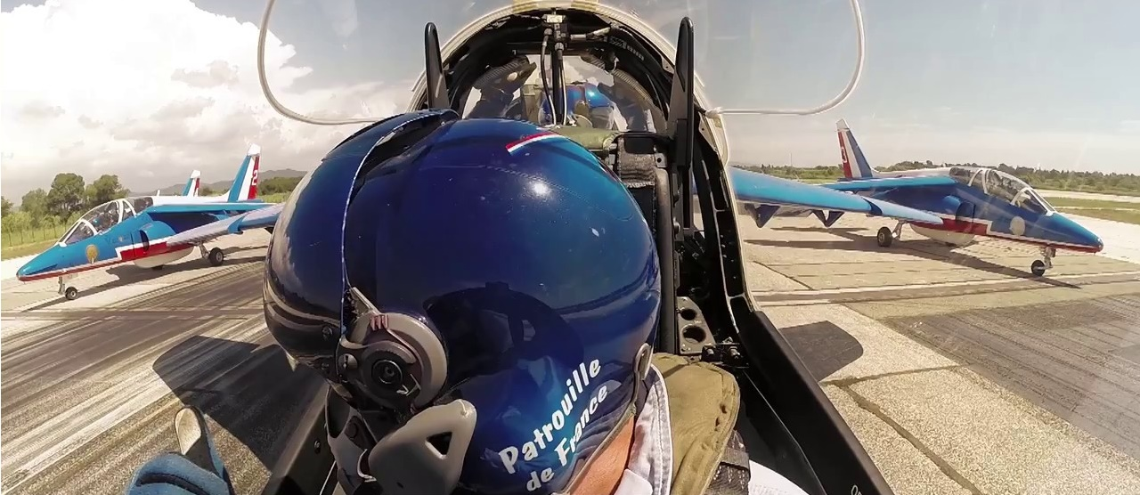 La Patrouille de France: US TOUR