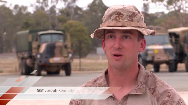 Australian Army Skill at Arms Meeting (AASAM)