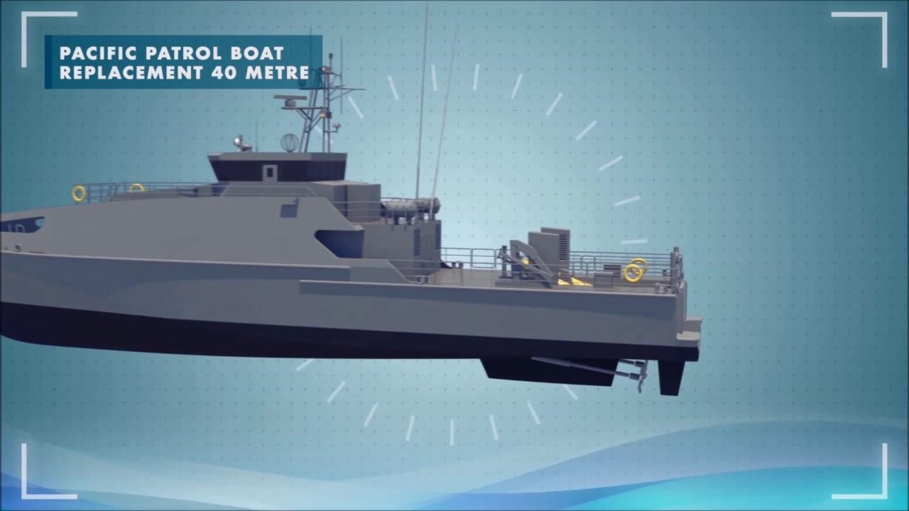 Austal Pacific Patrol Boat (PPB40)