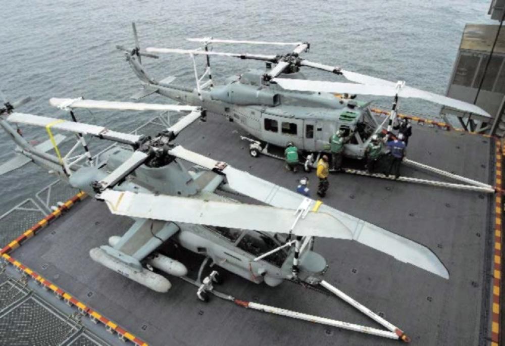 Bell H-1 Marinization