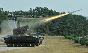 K-SAM Pegasus short range air defence