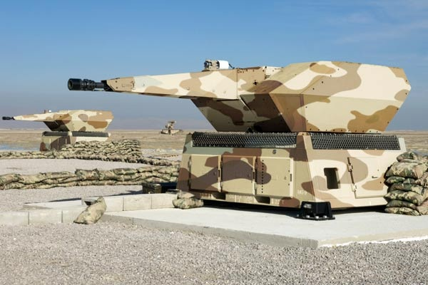 Bundeswehr plans deployment of MANTIS CIWS to Mali