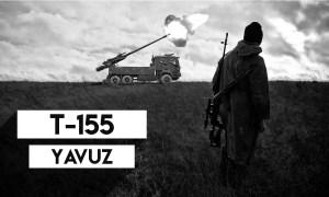 MKE Yavuz 155mm self-propelled howitzers
