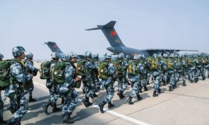 The People's Liberation Army Air Force (PLAAF) Airborne Corps