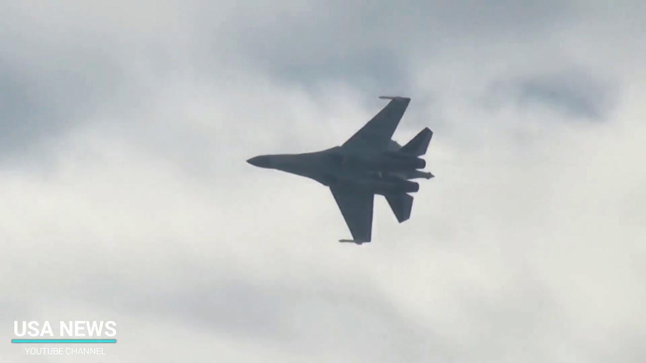 Sukhoi Su-35 Flanker-E