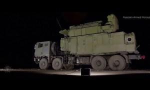 TOR-M2KM mounted on 8x8 TATA truck