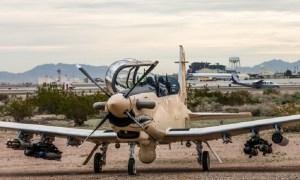 Beechcraft AT-6 Wolverine Light-attack Aircraft
