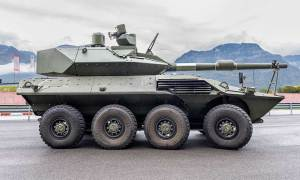 Centauro II MGS 120/105 Wheeled Tank Destroyer