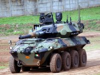 Centauro II MGS 120/105 wheeled tank destroyer