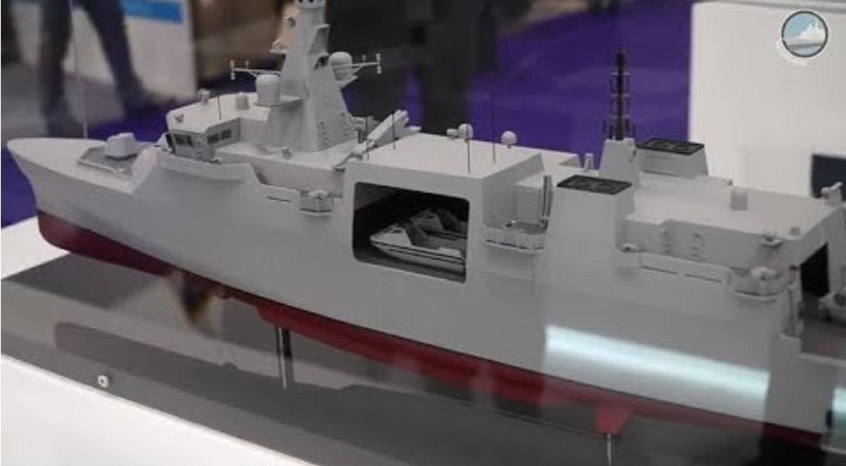 DSEI 2017 Day 3: Naval Zone - Type 31 - Waveglider - Dragonfire - FFG(X)