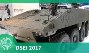 DSEI 2017: Nexter's combat proven VBCI