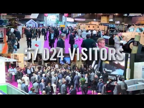 Eurosatory 2018 overview
